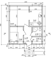 Построим недорого дачный дом по канадской технологии из СИП.