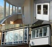 Отделка балконов,  лоджей Днепропетровск и область