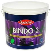 Sadolin Bindo 3 (Садолин Биндо 3) водоэмульсионная краска 10 л