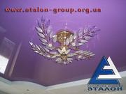 Натяжные потолки в Краматорске,  Краматорск,  Донецкая область.