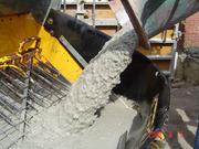 Купить цементный раствор миксером Харьков
